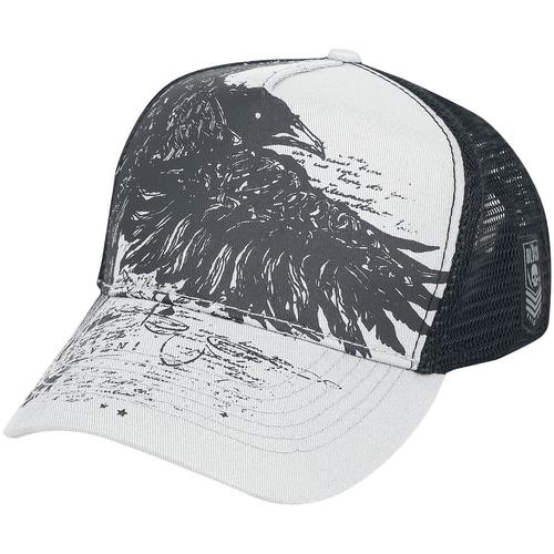Black Premium by EMP Who's Wearing The Cap Cap - grau