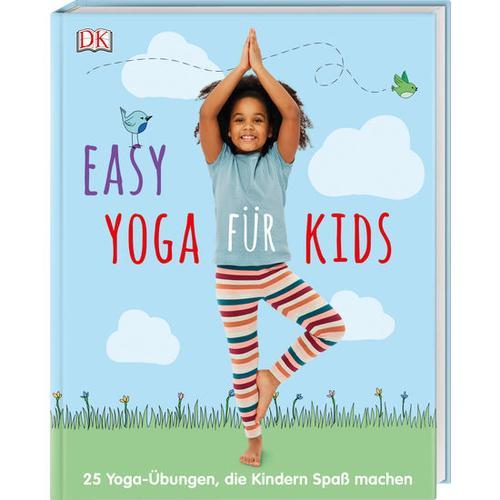 Easy Yoga für Kids, bunt