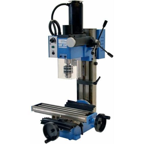 Güde Mini Fräsmaschine und Bohrmaschine - Kombination GBF 550