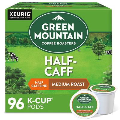 96 Ct Green Mountain Coffee Half-Caff Coffee 96-Count (4 Boxes Of 24) K-Cup® Pods. Coffee