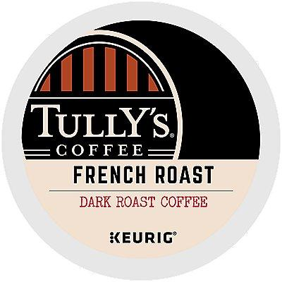 96 Ct Tully's Coffee French Roast Coffee 96-Count (4 Boxes Of 24) K-Cup® Pods. Coffee