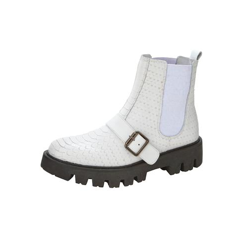 Chelsea Boot ROCKGEWITTER Weiß