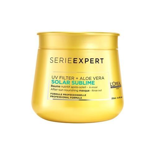 L'Oréal Professionnel Haarpflege Serie Expert Solar Sublime UV Filter + Aloe Vera After-sun Nourishing Masque Rinse Out 250 ml