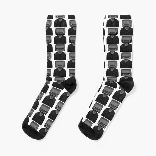 Funkkopf Socken