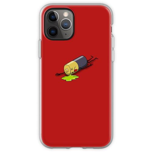 leere Batterie Flexible Hülle für iPhone 11 Pro