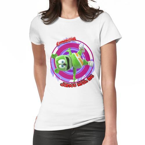 Gummibär (Der Gummibärchen) Tanz mit mir T-Shirt Frauen T-Shirt