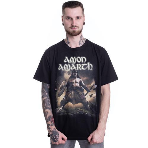 Amon Amarth - Berserker Album - - T-Shirts