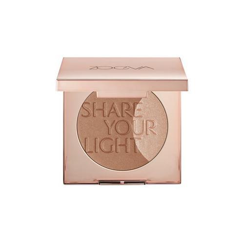ZOEVA Teint Highlighter Radiant Bronzer Lumi 0.2 1 Stk.