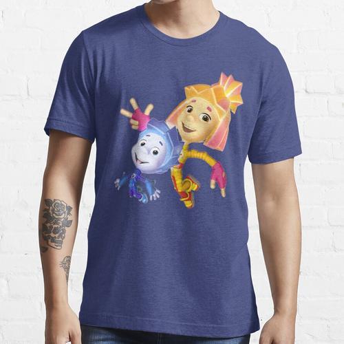 Fixies Cartoon Essential T-Shirt