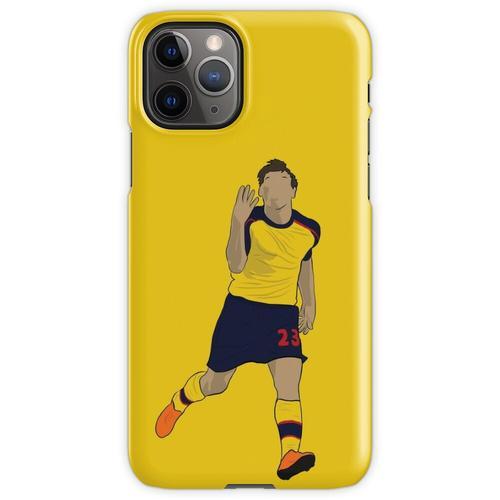 Andrei Arshavin 4 Tore Arsenal iPhone 11 Pro Handyhülle