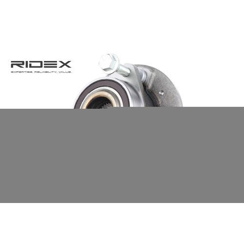 RIDEX Radlagersatz 654W0147 CHEVROLET,SAAB,OPEL,CAMARO GMX511,MALIBU V300,CAMARO Convertible GMX511,CAMARO F,CAMARO Convertible F,CAMARO