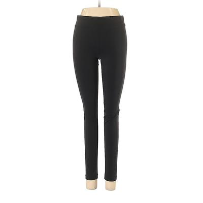 Willow Glen Active Pants - Mid/Reg Rise: Black Activewear - Size Small