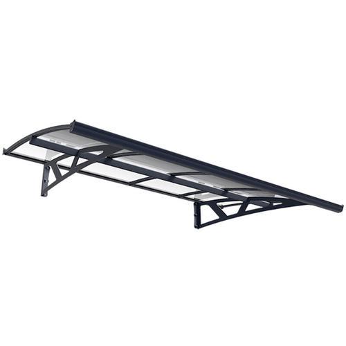 Vordach, Schutzdach Amsterdam™ 2230, 224x139 cm - Palram