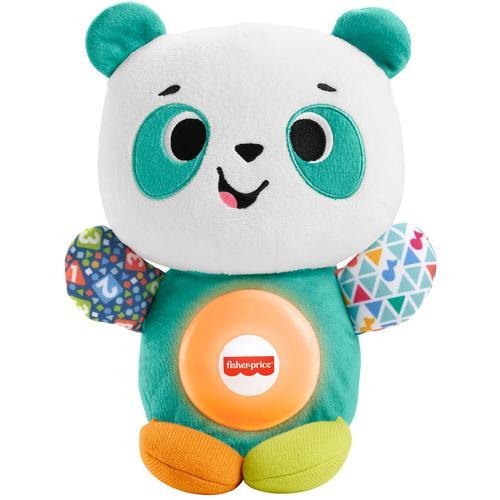 Fisher-Price Lernspielzeug BlinkiLinkis Panda bunt Kinder Lernspiele