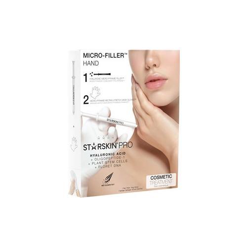 StarSkin Masken Hand & Fuß Hyaluronic Acid Hand Mask Set Micro-Filler Hand: 1 Pair Mask 16 g + 1 Syringe 0,5 ml 1 Stk.