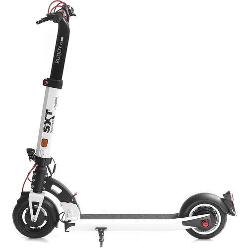 SXT Scooters E-Scooter Buddy V2 - eKFV Version weiß Elektroscooter Elektroroller Motorroller Mofas