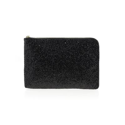A New Day Clutch: Black Bags