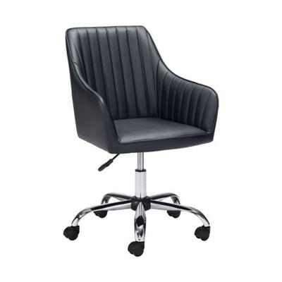 Zuo Black Curator Office Chair