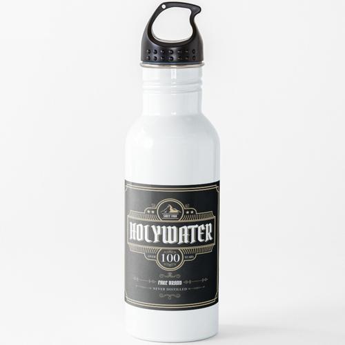 Weihwasser Wasserflasche