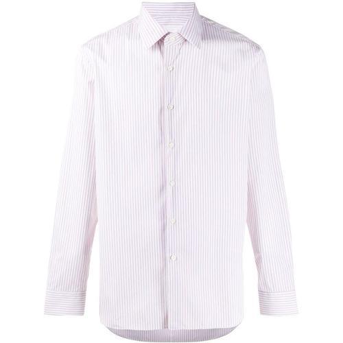 Prada Hemd mit breiten Streifen
