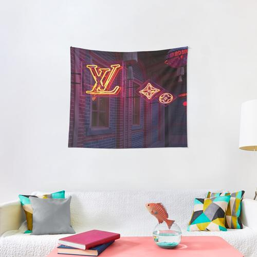NEON BABY Wall Tapestry