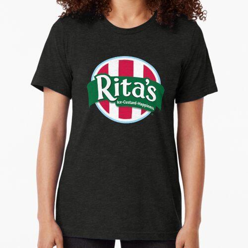 Rita's Italian Ice Tri-blend T-Shirt