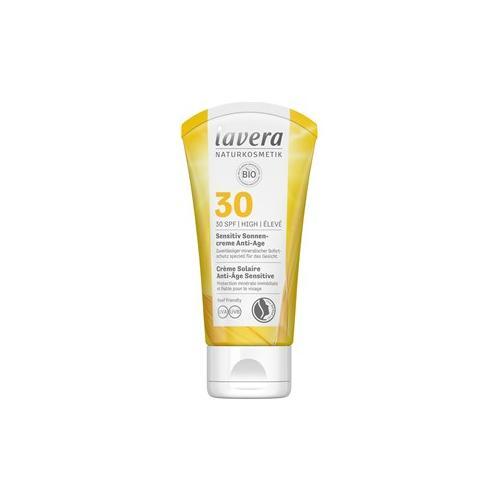 Lavera Sonnenpflege Sun Sensitiv Sonnencreme Anti-Age SPF 30 50 ml