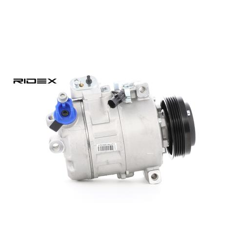 RIDEX Kompressor 447K0083 Klimakompressor,Klimaanlage Kompressor BMW,3 Touring E91,3 E90,5 E60,5 Touring E61,3 Coupe E92,7 E65, E66, E67