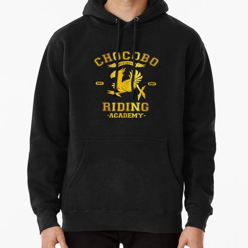 chocobo the chocobo Pullover Hoodie