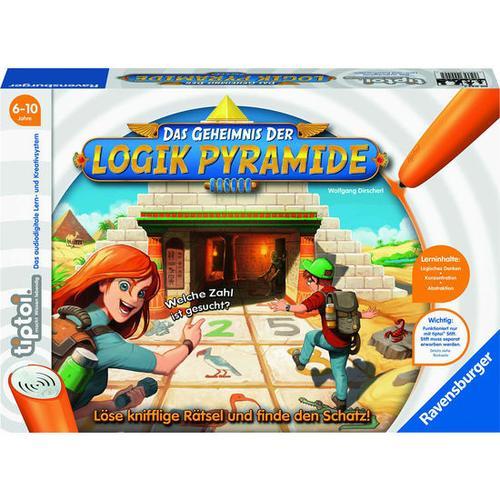 tiptoi® Das Geheimnis der Logik-Pyramide, bunt