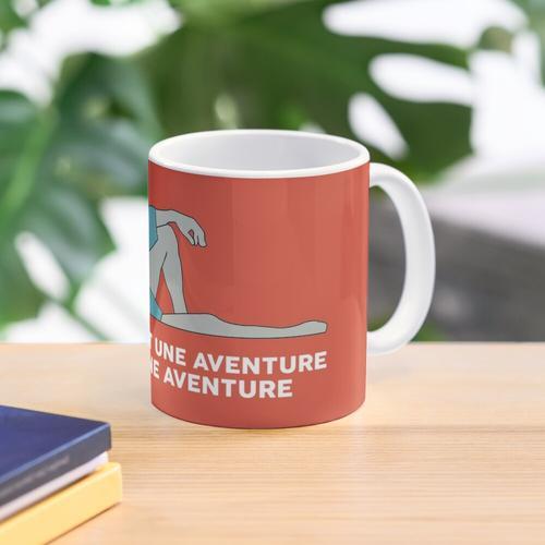I am an adventure - OSS 117 Mug