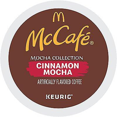 24 Ct Mccafé Cinnamon Mocha Coffee K-Cup® Pods. Coffee
