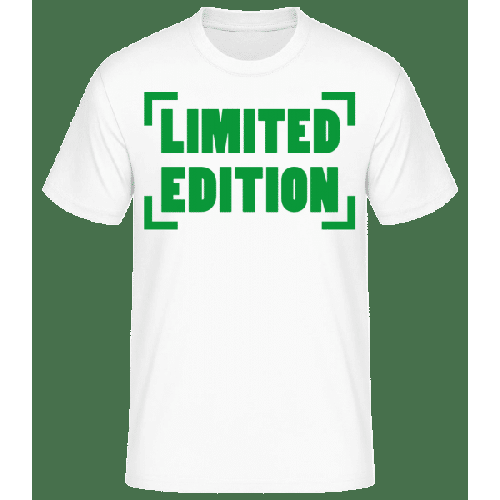 Limited Edition - Basic T-Shirt