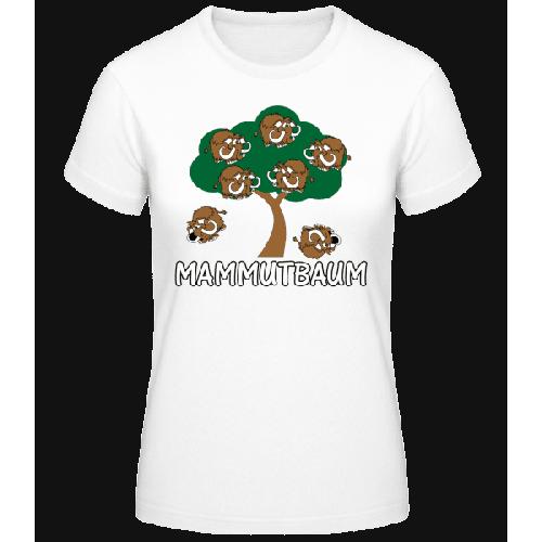Mammutbaum - Basic T-Shirt