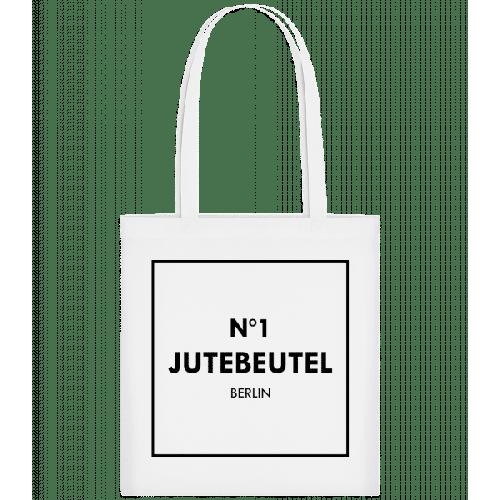 N1 Jutebeutel Berlin - Stoffbeutel