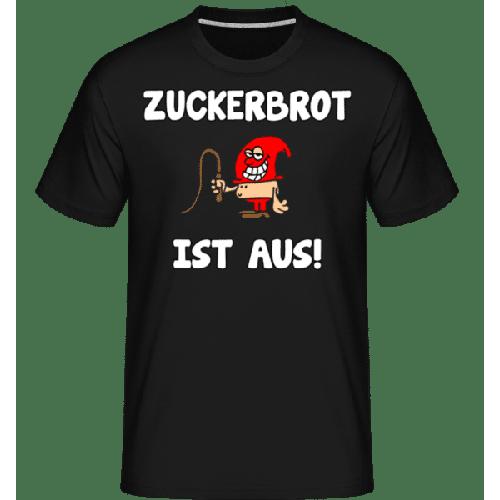Zuckerbrot Ist Aus! - Shirtinator Männer T-Shirt