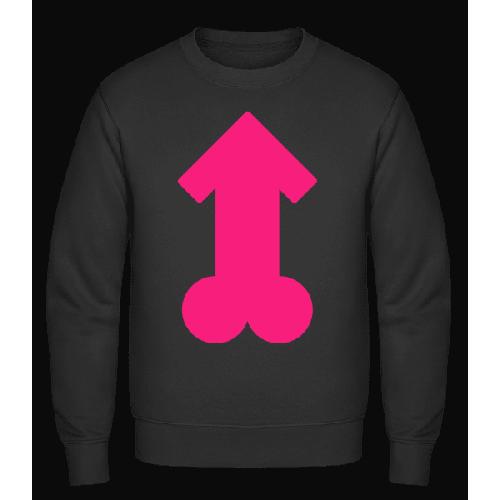Pink Penis - Männer Pullover