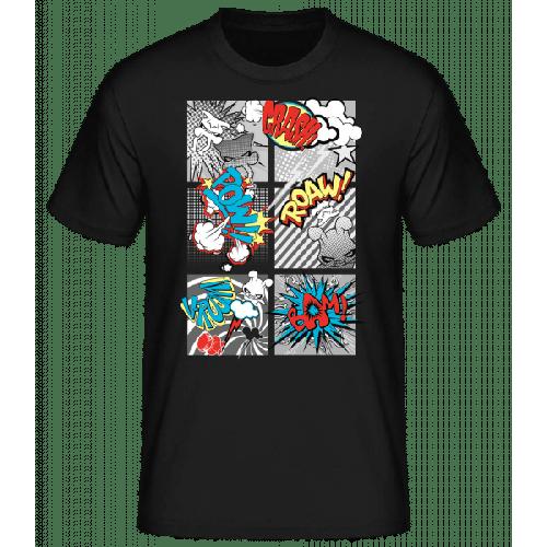 Comic Kobolde - Basic T-Shirt