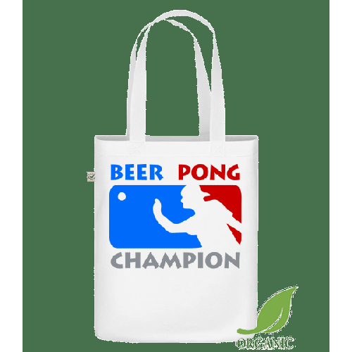 Beer Pong Champion - Bio Tasche