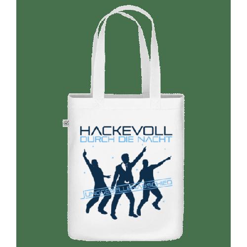 Hackevoll Durch Die Nacht - Bio Tasche