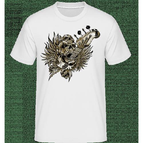 Gitarren Tod - Shirtinator Männer T-Shirt