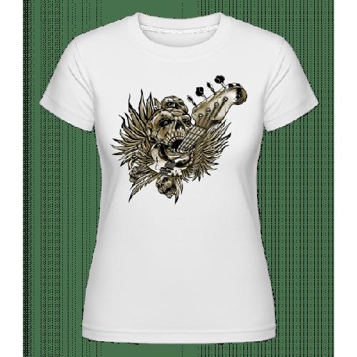 Gitarren Tod - Shirtinator Frauen T-Shirt