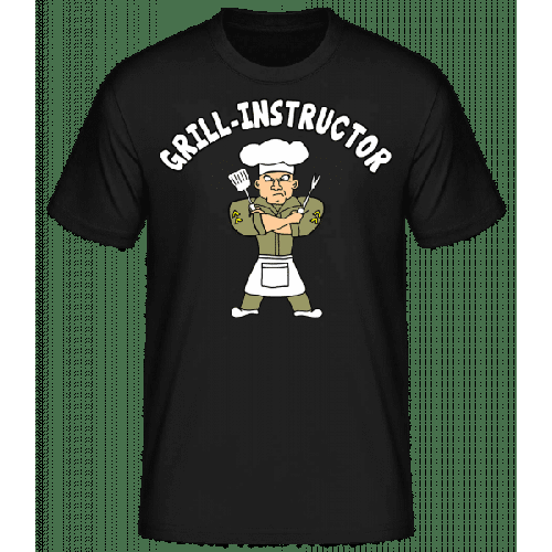 Grill Instructor - Männer Basic T-Shirt