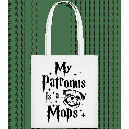 My Patronus Is A Mops - Stoffbeutel