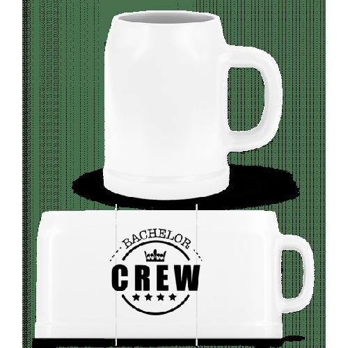 Bachelor Crew - Bierkrug