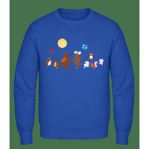 Baby Tiere Party - Männer Pullover