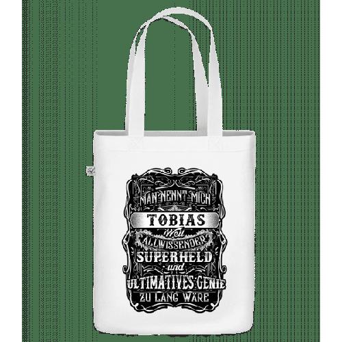 Man Nennt Mich Tobias - Bio Tasche