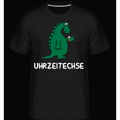 Uhrzeitechse - Shirtinator Männer T-Shirt