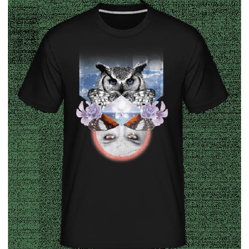 Hipster Ozean - Shirtinator Männer T-Shirt