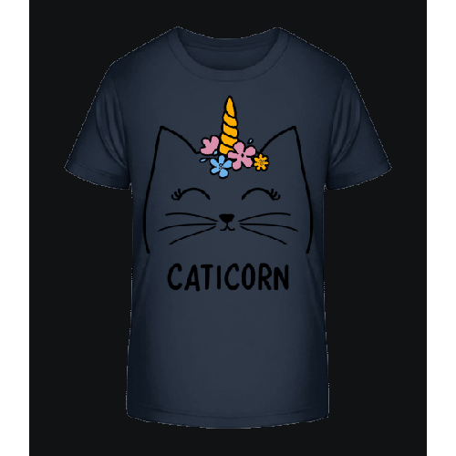 Caticorn - Kinder Premium Bio T-Shirt